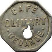 Token - Café Olimar (Udange) – obverse