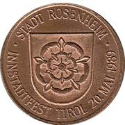 Token - Rosenheim (Innstadtfest Tirol 1989) – obverse
