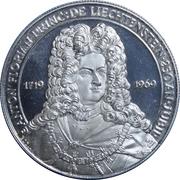 Token - 250th Jubilee Anniversary of Prince Anton Florian – obverse