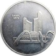 Token - Torex Coin Stamp Antique News – obverse