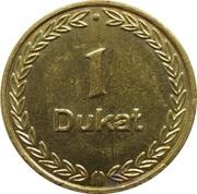1 Dukat - Bahnhof Beautythek (Siegen) – reverse