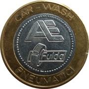 Car Wash Token - Esso (Cirie) – obverse