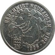 Token - Bärenbräu (Neuhausen) – reverse