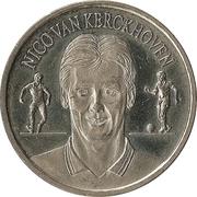 Token - URBSFA / KBVB (Nico Van Kerckhoven) – obverse