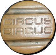 Amusement Token - Circus Circus – obverse