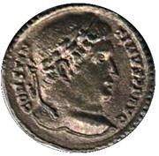 Replica - Roman Cultural Journey (Konstantin 305-337 AC) – obverse