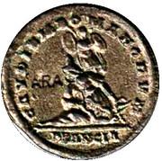 Replica - Roman Cultural Journey (Konstantin 305-337 AC) – reverse