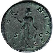 Replica - Roman Cultural Journey (Antonius Pius 138-161AC) – reverse