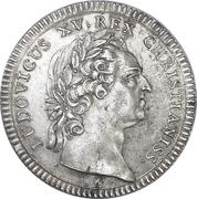 Token - Louis XV (Chamber of commerce La Rochelle) – obverse