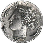Replica - Greek Cultural Journey (Syrakus 410 BC) – obverse