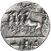 Replica - Greek Cultural Journey (Syrakus 410 BC) – reverse
