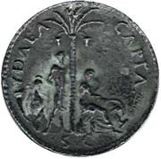 Replica - Roman Cultural Journey (Vespasian 69-79 AC) – reverse