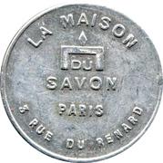 5 Francs - La Maison du Savon (Paris) – obverse