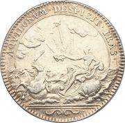 Token - Louis XIV (Galères royales; AQVILONVM DESPICIT IRAS) – reverse