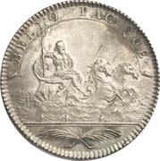 Token - Louis XVI. (Galères royales; BELLO PACIQUE) – reverse