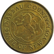 Token - MSBA (Freeport, New York) – obverse