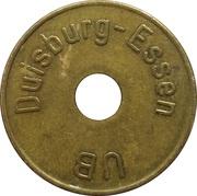 Token - UB (Duisburg, Essen) – obverse