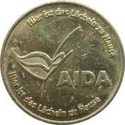 Token - Aida Prima – obverse