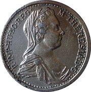Replica - 1 Thaler Maria Theresa 1744 – obverse