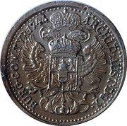 Replica - 1 Thaler Maria Theresa 1744 – reverse