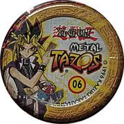 Elma Chips Token - Yu-Gi-Oh! Metal Tazos (Tazo #06: Yami Marik) – reverse