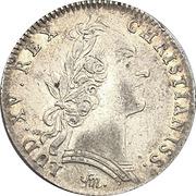 Token - Louis XV (Galères royales; CVNCTA SERENA FACIT) – obverse