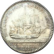 Token - Louis XVI (Académie Royale de Marine) – reverse