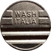 Car Wash Token - Wash Italia – obverse