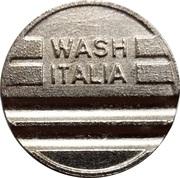 Car Wash Token - Wash Italia – reverse