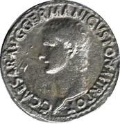 Replica - Roman Cultural Journey (Caligula 37-41 AC) – obverse