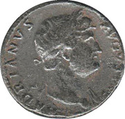 Replica - Roman Cultural Journey (Hadrianus 117-138 AC) – obverse