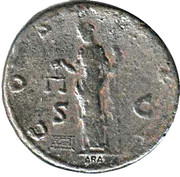 Replica - Roman Cultural Journey (Hadrianus 117-138 AC) – reverse