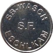 Car Wash Token - SB Wasch (Eschlkam) – obverse