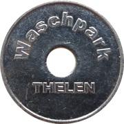 Car Wash Token - Washpark Thelen – obverse