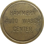 Car Wash Token - Auto Wasch Center (Hämmern) – obverse