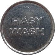 Car Wash Token - Hasy Wash (Dortmund) – reverse