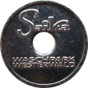 Car Wash Token - Saika Waschpark Westerwald (Heiligenroth) – obverse