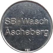 Car Wash Token - SB Wasch (Aschenberg) – obverse