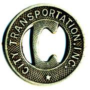 1 Fare - City Transportation Inc. (Burlington, North Carolina) – obverse