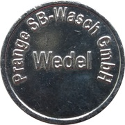 Car Wash Token - Kärcher Clean Park (Wedel) – obverse
