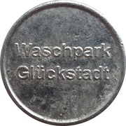 Car Wash Token - Waschpark (Glücsktadt) – obverse