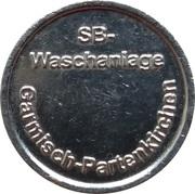 Car Wash Token - SB Waschanlage (Garmisch-Partenkirchen) – obverse