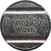 Car Wash Token - Sprint Car Wash – obverse