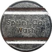 Car Wash Token - Sprint Car Wash – reverse