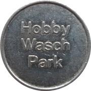 Car Wash Token - Hobby Wasch Park – obverse