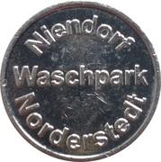 Car Wash Token - Niendorf Waschpark (Norderstedt) – obverse
