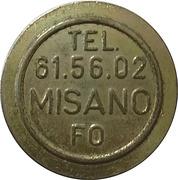 Token - Gettone Apparecchi Elettrici (Misano) – obverse