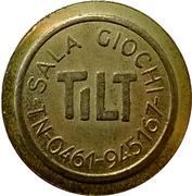Token - Sala Giochi Tilt (Trento) – obverse