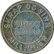 Token - Quick Lodd – obverse