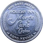 1 Slot Play - Monte Carlo Casino (Reno, Nevada) – obverse